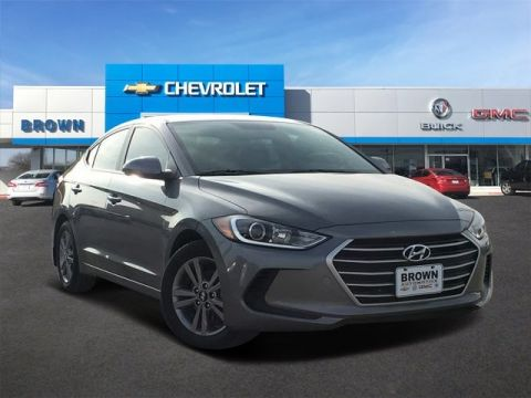Pre-Owned 2018 Hyundai Elantra Limited Front Wheel Drive 4dr Car