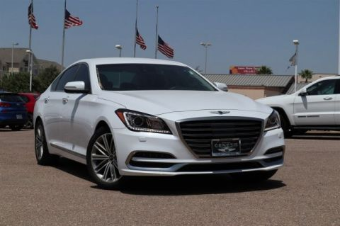 Pre-Owned 2018 Genesis G80 3.8L AWD AWD