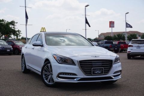 Pre-Owned 2018 Genesis G80 3.8L RWD Rear Wheel Drive Sedan