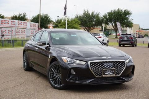 New 2019 Genesis G70 2.0T Advanced RWD Rear Wheel Drive 4dr Car