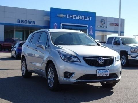 New 2019 Buick Envision AWD 4dr Essence AWD