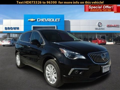 New 2017 Buick Envision FWD 4dr Preferred Front Wheel Drive SUV