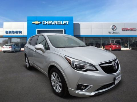 New 2019 Buick Envision FWD 4dr Preferred Front Wheel Drive SUV