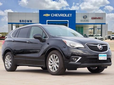New 2020 Buick Envision FWD 4dr Essence Front Wheel Drive Sport Utility