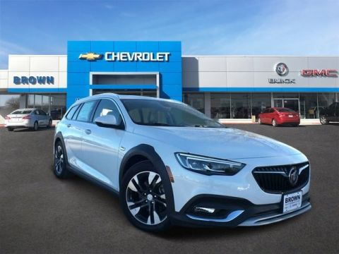 New 2018 Buick Regal TourX 5dr Wgn Essence AWD AWD