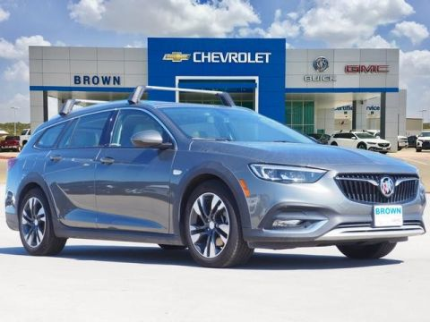 New 2019 Buick Regal TourX 5dr Wgn Essence AWD AWD