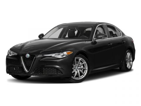 Pre-Owned 2018 Alfa Romeo Giulia Ti Lusso Rear Wheel Drive 4dr Car