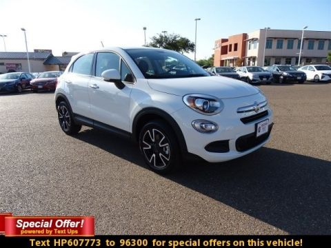 Pre-Owned 2017 FIAT 500X Pop FWD Front Wheel Drive Sport Utility