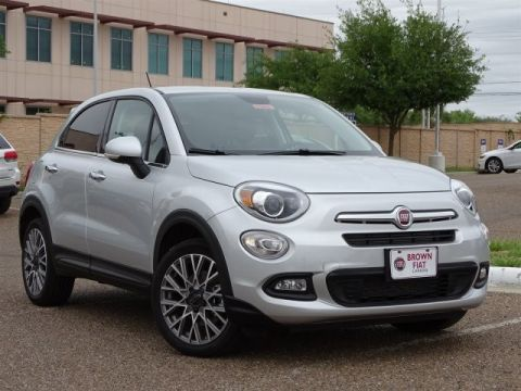 Pre-Owned 2017 FIAT 500X Lounge FWD Front Wheel Drive Sport Utility